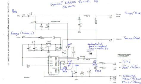 ac cdi suzuki dr600 transmic cdi