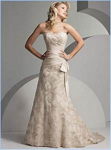 simple casual yet elegant wedding dress for older bride With simple wedding dresses for older brides