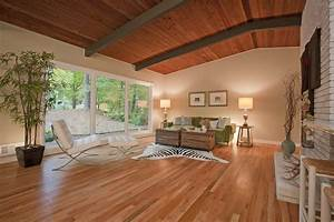 Contemporary Wood Floors #15148