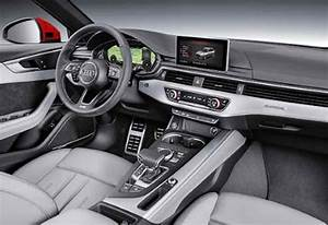New 2016 Audi A4 interior options for 2015 | Product ...