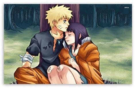 Naruto And Hinata Hyuga Anime 4k Hd Desktop Wallpaper For