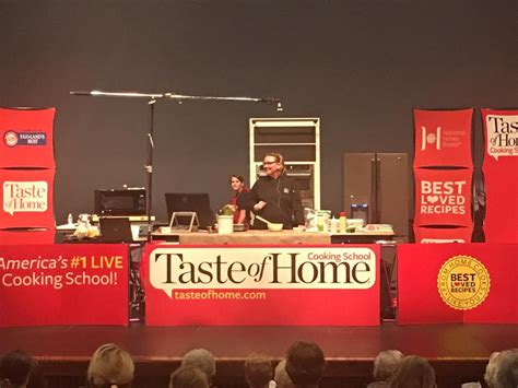Taste Of Home : L&c Taste Of Home Cooking Show Features Some Good Eatin