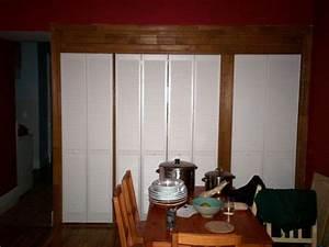 installer des portes de placards coulissantes With installer porte placard coulissante