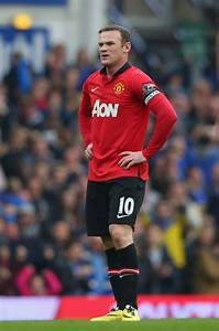 Wayne Rooney Pictures - Everton v Manchester United ...