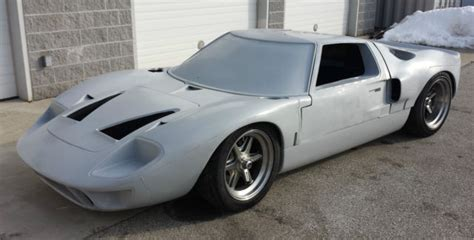 Ford Gt Kit Car by 1965 Mki Ford Gt40 Replica Build Project