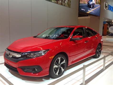 location si鑒e auto rallye touring civic sedan at oc auto 2016 honda civic forum 10th type r forum si forum civicx com