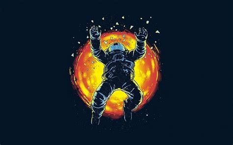 astronauta fondos de pantalla gratis