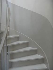 peinture mur escalier dootdadoocom idees de With marvelous idee couleur escalier bois 0 renovation escalier la meilleure idee deco escalier en un