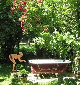 gartenreise gartenliteratur und rosen blog With französischer balkon mit badewanne garten