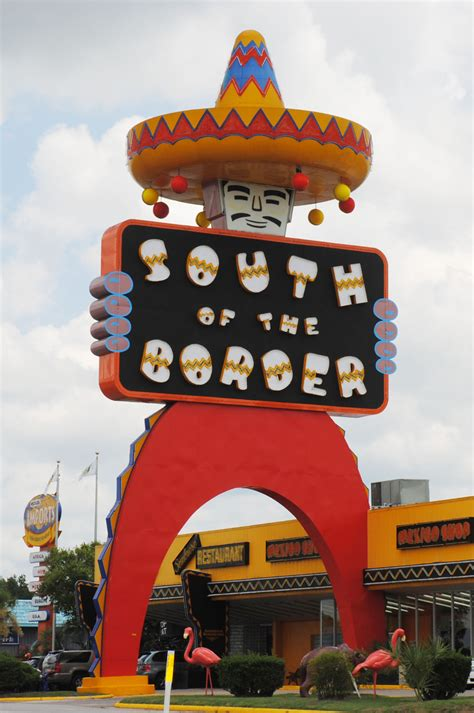 South Of The Border Still A Dillon County Treasure The
