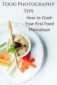 Food Photography Tips for Beginners - How to Crush Your First Food Photoshoot