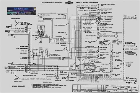 1955 chevy turn signal wiring diagram free wiring diagram