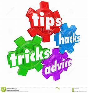 Tips Tricks Helps And Advice Gears Words Help Assistance ...