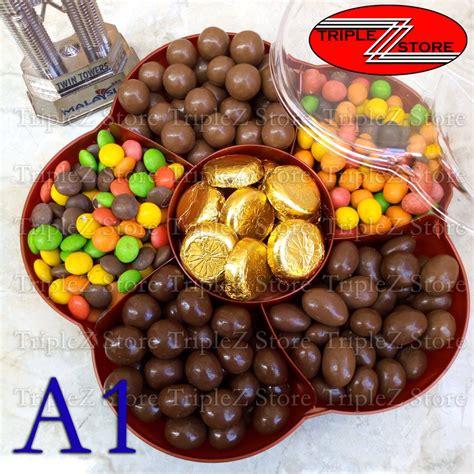 jual paket lebaran coklat mix silverqueen  delfi paket