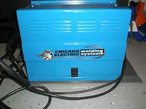 Help With Welder Wiring