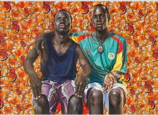 """Previews Kehinde Wiley – """"A New Republic"""" Seattle Art"""