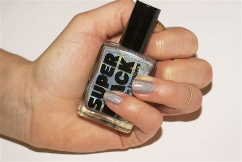 Chanel Nail Polish Holographic - Yamsixteen