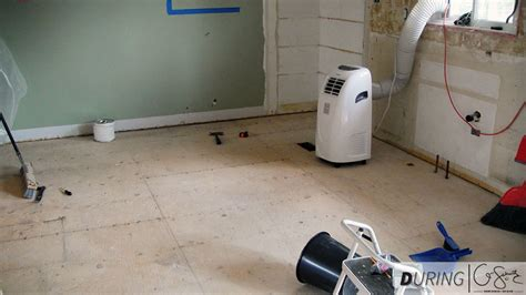 Diy Kitchen Floor Tile Removal  Morespoons #5ca807a18d65