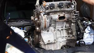 Honda Accord V6 3 0l Engine Swap Removal J30a4  2003 - 2007