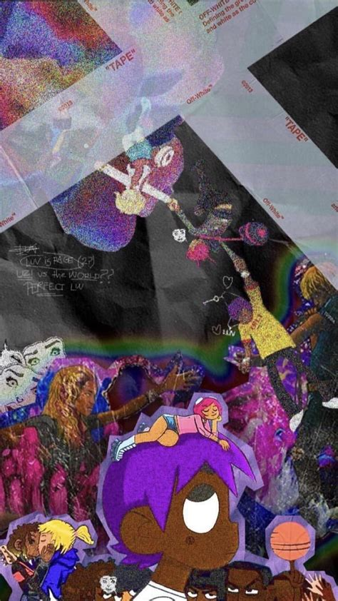 Lil Uzi Vert Vs The World 2 Wallpapers - Wallpaper Cave