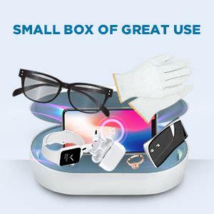 Amazon.com: Cahot UV Light Sanitizer Box, Portable Phone