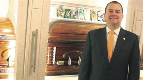 Rw Baker Funeral Home by Funeral Director Elected To Lead The Suffolk News Herald