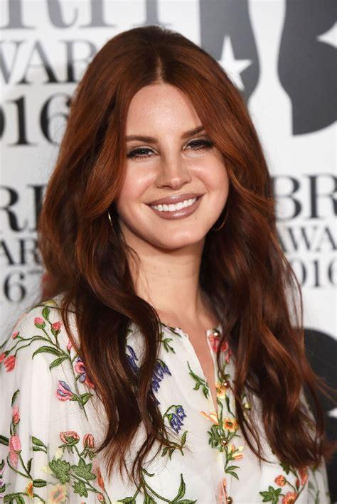 Lana Del Rey Attends The Brit Awards 2016 In London Uk