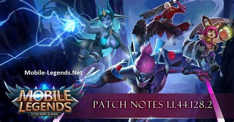 New Hero Kagura, Patch Notes 1.1.44.128.2 2018