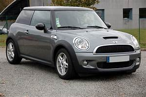 Mini Cooper Grise : mini cooper s 1 6l 175ch garantie 6 mois 6990 voitures d 39 occasion nantiat et service de ~ Maxctalentgroup.com Avis de Voitures