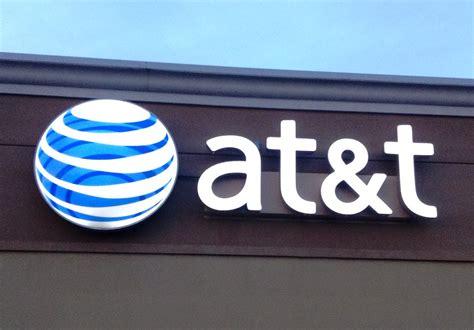At&t Sign Logo