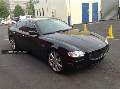 2006 Maserati Quattroporte Sport Gt Loaded Dealer