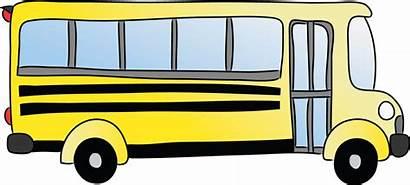 Bus Short Clipart Clip Cartoon Computer