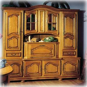 Meuble En Chene Massif : collection la tremblade meuble chne massif style louis xiv ~ Dailycaller-alerts.com Idées de Décoration