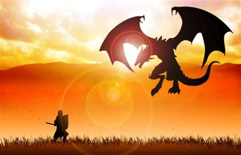 A To Slay Dragons by Slay Your Dragons Your Fears Cosozo