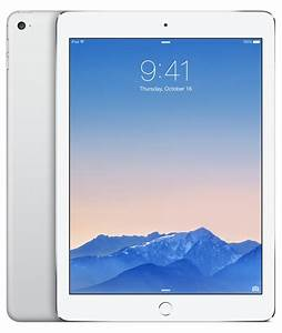 M : Apple iPad Air 2, 128 GB, Space Gray, (Certified