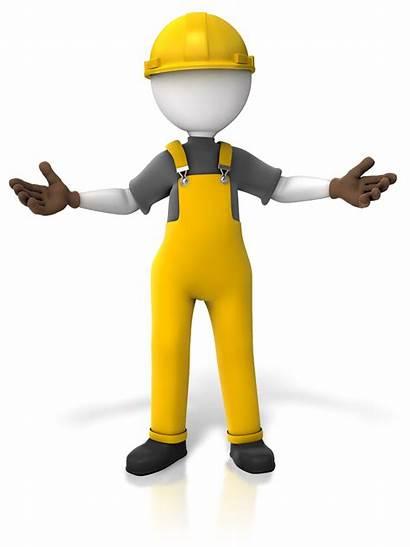 Clipart Worker Industrial Woker Licence Clip Contractors