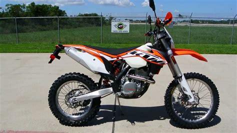 2014 Ktm 350 Exc-f Street Legal Motocross Bike Overview