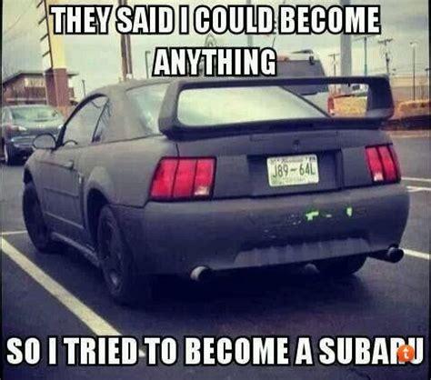 Subaru Memes - subaru meme and car memes on pinterest pictures