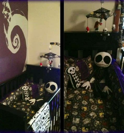 nightmare before christmas baby room home styles and