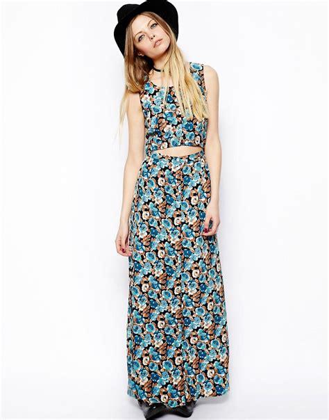 reclaimed vintage asos reclaimed vintage maxi dress