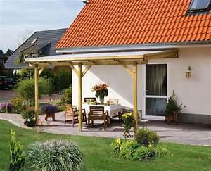 Terrassenüberdachung Holz Freistehend : terrassen berdachung modell pisa 400 x 250 cm ~ Frokenaadalensverden.com Haus und Dekorationen