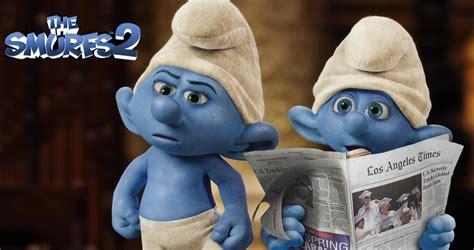 the smurfs 2 international trailer and new photos filmofilia