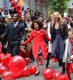 Annie Movie Cast 2014