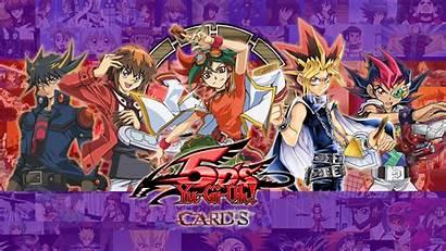 Yu Gi Oh Cards Wallpapers Arc Gx