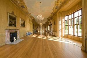 Long Gallery | Harlaxton Manor Archives  Gallery