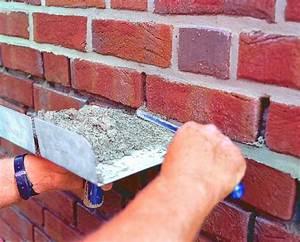 Klinker Verfugen Material : sichtmauerwerk verfugen sichtmauerwerk verfugen anleitung in 3 schritten sichtmauerwerk w nde ~ Eleganceandgraceweddings.com Haus und Dekorationen