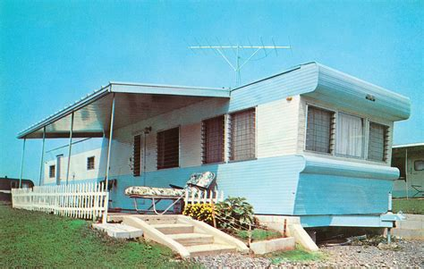 mobile homes  whos living     theyre