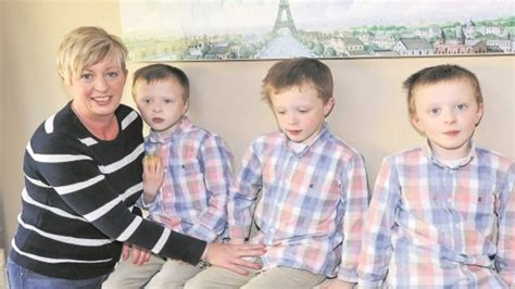 Brave mother of triplets with autism and intellectual ...