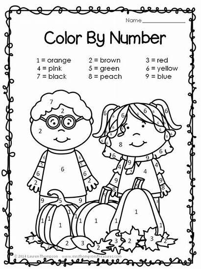 Pumpkin Kindergarten Halloween Activities Morning Number Math