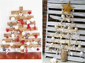 Weihnachtsdeko Aus Paletten : diy weihnachtsbaum aus paletten schafft fr hliche stimmung zu hause ~ Whattoseeinmadrid.com Haus und Dekorationen